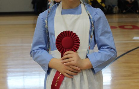 The Mississippi Department of Education Regional Reading Fair was held on January 26, 2019 at Lafayette High School in Oxford. Two students from New Albany Elementary School were selected as winners in the event. Elaina Clark, a kindergarten student in Stephanie Simmons' classroom won 3rd Place in Division A contest. Zadie Grisham, a 2nd grader in Tara Blythe's classroom won 2nd Place in Division B contest.