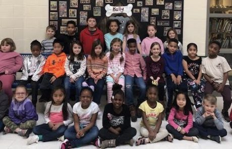 March Students of the Month in grades K - 2nd are as follows (in no particular order): Keeley Granger, Brooklyne Johnson, Paxton Weaver, Willow Williams, Gray Littlejohn, Amaya Rogers, Nattalie Hamm, Khylei Jones, Bella Hall, Estefanie Sanchez, Jace Hamilton, Zayden Pulliam, Cason Hanson, Hattie Metts, Avri Bishop, Sophia Jimen, Aubrey Churchill, Peyton Garner, Joshua Martin, Sarah Irby, Carlos Moralas, Lailah Barkley, Waylin Smith, Tommy Thomas, Ta'Kyran Jones, Cameron Moore, Ava Denning, Kaitlyn Phillips, and Mauricio Armenta.